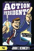ACTION-PRESIDENTS-COLOR-HC-GN-VOL-04-JOHN-F-KENNEDY-(C-0-1-