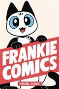 FRANKIE-COMICS-HC