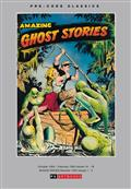 Pre Code Classics Amazing Ghost Stories HC Vol 01 (C: 0-1-1)