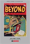 Pre Code Classics The Beyond HC Vol 04 (C: 0-1-1)