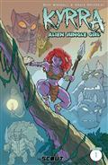Kyrra Alien Jungle Girl TP (C: 0-1-0)