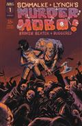 Murder Hobo Beaten Broken Buggered #1 Cvr B 10 Copy Buy In (