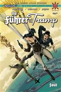Fuhrer And The Tramp #4 (of 5) (C: 1-0-0)