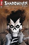 Shadowman (2020) #2 Cvr A Davis-Hunt