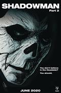 Shadowman (2020) #2 Cvr C Francavilla