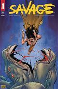 Savage (2020) #1 Cvr D #1-4 Pre-Order Bundle Ed