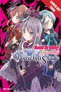 Bang Dream Girls Band Party Roselia Stage Manga GN Vol 01 (C