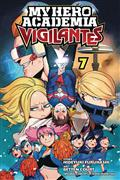 My Hero Academia Vigilantes GN Vol 07 (C: 1-0-1)