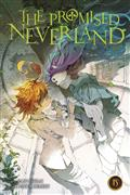 Promised Neverland GN Vol 15 (C: 1-0-1)