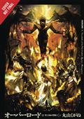 Overlord Light Novel HC Vol 12 (C: 1-1-2)