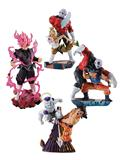 Dragonball Super Dracap Rebirth Statue Fig Bmb 4Pc Asst (Net