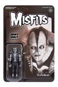 Misfits Jerry Only Black Metal Version Reaction Fig (Net) (C