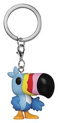 Pocket Pop Ad Icons Toucan Sam Fig Keychain (C: 1-1-2)