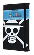 One Piece Pirate Flag Logo Moleskin Journal (C: 1-1-2)