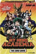 My Hero Academia Card Game