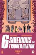 Six Sidekicks of Triggered Keaton #1 Cvr A Schweizer (MR)