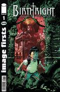 Image Firsts Birthright #1