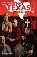 That Texas Blood #7 Cvr A Phillips (MR)