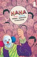 Haha #6 (of 6) Cvr A Morazzo & Ohalloran (MR)
