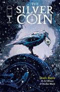Silver Coin #3 Cvr A Walsh (MR)