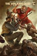 Walking Dead Dlx #16 Cvr C Rapoza (MR)