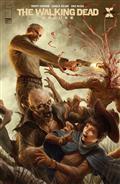 Walking Dead Dlx #17 Cvr C Tedesco (MR)