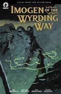 Imogen of Wyrding Way Cvr A Bergting (One-Shot)