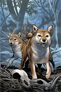 Beasts of Burden Occupied Territory #3 (of 4) Cvr A Dewey