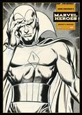 John Buscemas Marvel Heroes Artist Ed HC (Net) (C: 0-1-1)