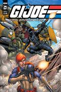 GI Joe A Real American Hero #284 Cvr A Andrew Griffith