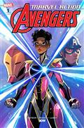 Marvel Action Avengers #1 10 Copy Incv Gretel Lusky (Net)