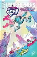 Mlp Transformers II #3 (of 4) Cvr A Tony Fleecs