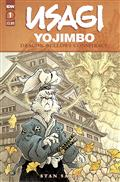 Usagi Yojimbo Dragon Bellow Conspiracy #1 (of 6)