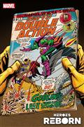 Heroes Reborn Marvel Double Action #1