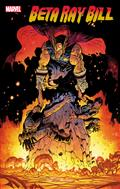 Beta Ray Bill #4 (of 5)