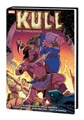 Kull Conqueror Orig Marvel Yrs Omnibus HC Lopez Cvr (MR)