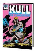 Kull Conqueror Orig Marvel Yrs Omnibus HC Bolton Dm Var (MR)