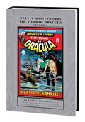 MMW Tomb Dracula HC Vol 01