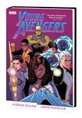 Young Avengers Gillen Mckelvie Omnibus HC New PTG