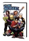 Young Avengers Gillen Mckelvie Omnibus HC Dm Var New PTG