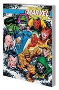 History Marvel Universe TP Mcniven Cvr