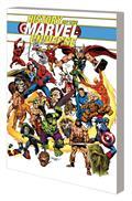 History Marvel Universe TP Rodriguez Dm Var