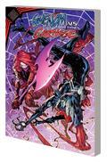 King In Black Gwenom vs Carnage TP