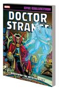 Doctor Strange Epic Collection TP Master Mystic Arts New PTG