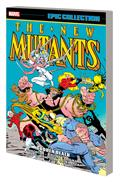 New Mutants Epic Collection TP Sudden Death