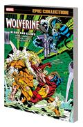 Wolverine Epic Collection Blood And Claws TP