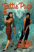 Bettie Page & Curse of The Banshee #1 Cvr C Mooney