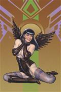 Bettie Page & Curse of The Banshee #1 Linsner Virgin Ltd Var