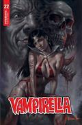 Vampirella #22 Cvr A Parrillo