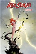 Red Sonja #28 Cvr A Lee